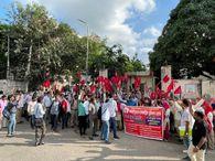 280 से ज्यादा बसें नहीं चलेंगी, जेसीटीएसएल के कर्मचारी रहेंगे हड़ताल पर; प्रशासन ने चेतावनी दी|जयपुर,Jaipur - Money Bhaskar