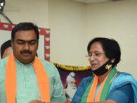 मेयर ने संगठन महामंत्री के समक्ष रखा पक्ष, डेमेज कंट्रोल में उतरे पदाधिकारी; कल करेंगे पार्षदों संग बैठक|जयपुर,Jaipur - Money Bhaskar