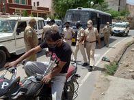 गाइडलाइन अवहेलना पर देना पड़ा 6 दिन में 19.37 लाख का जुर्माना, मई के 15 दिनों में 45.11 लाख तो अप्रेल में 39 लाख से ज्यादा का दिया अर्थदंड|नागौर,Nagaur - Dainik Bhaskar