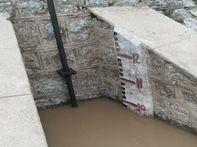 दांतीवाड़ा बांध में आया 9.80 फीट पानी, किसानों के चेहरे खिले; एक दिन में 3 इंच से ज्यादा बारिश हुई|पाली,Pali - Money Bhaskar