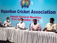 पूर्व खिलाड़ियों को पेंशन रिव्यू के साथ ही अंतरराष्ट्रीय मैच के आयोजन के लिए बनाई गई कमेटी, नागौर जिला संघ के विरोध पर बोले गहलोत; नियमों के अनुरूप ही होगा काम|जयपुर,Jaipur - Money Bhaskar