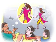 'જો બહેન, ઉકેલ કાઢતા આવડે ને, તો જીવનમાં કોઈ તકલીફ છે જ નંઇ...'|મધુરિમા,Madhurima - Divya Bhaskar