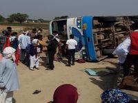 नांगल चौधरी में कांवी मोड पर हुआ हादसा; 7 यात्रियों को आई चोटें, प्राथमिक उपचार के बाद छुट्टी हिसार,Hisar - Money Bhaskar