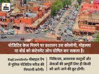 प्रदेश के 13 जिलों में नाइट कर्फ्यू, हाई रिस्क वाले कंटेनमेंट जोन में 31 दिसंबर तक रहेगा लॉकडाउन|जयपुर,Jaipur - Dainik Bhaskar
