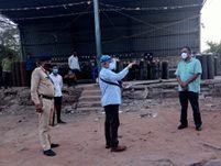 4 इंड्रस्टीज में उपयोग के लिए रखे थे 700 ऑक्सीजन सिलेंडर, अफसरों ने मेडिकलउपयोग के लिएअस्पतालों में भेजे|भोपाल,Bhopal - Dainik Bhaskar