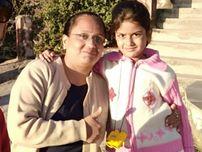 સુરતની સિવિલ હોસ્પિટલમાં માતાએ અને વલસાડમાં હોમ આઈસોલેશનમાં રહીને 9 વર્ષની દીકરીએ કોવિડ-19ને હરાવ્યો|વલસાડ,Valsad - Divya Bhaskar