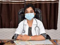 કોરોના સામે લડવા હાલના તબક્કે રસીકરણ જ એકમાત્ર અમોઘ શસ્ત્ર - ડો. કાજલ ચૌહાણ|જામનગર,Jamnagar - Divya Bhaskar