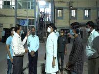 બનાસકાંઠા જિલ્લામાં કોરોનાનું સંક્રમણ વધતા પાલનપુરની કોવિડ હોસ્પિટલમાં બેડની સંખ્યા વધારવાનો નિર્ણય|પાલનપુર,Palanpur - Divya Bhaskar