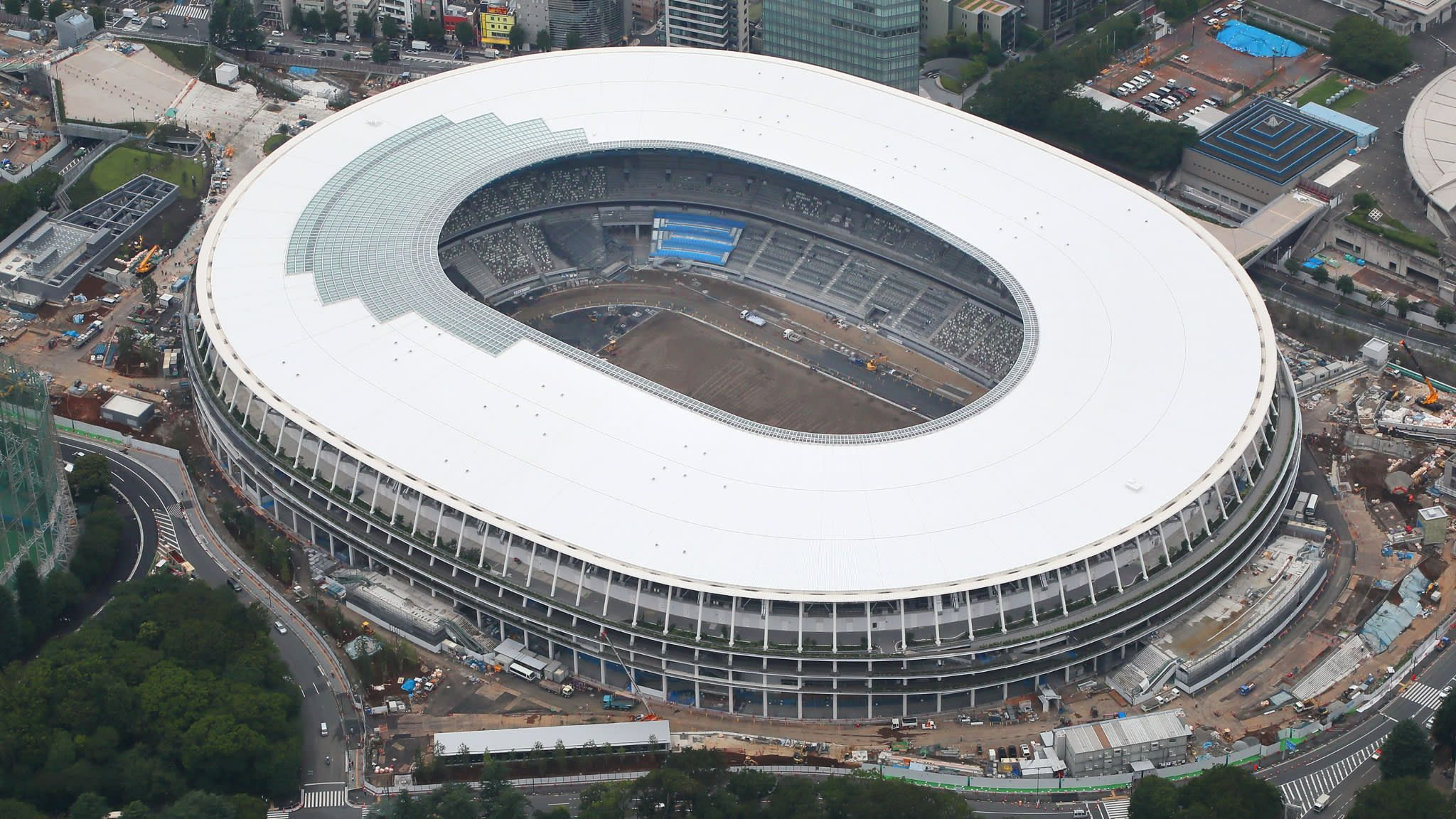 इसी स्टेडियम में ओलिंपिक इवेंट्स ऑर्गेनाइज किए जाएंगे। हालांकि, कोरोना की वजह से दर्शकों की एंट्री पर बैन लगाया गया है।