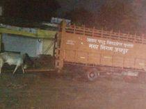 SDM के निर्देश पर नगरपालिका ने शुरू किया अभियान, बाजार बंद होने के बाद जयपुर नगर निगम की टीम कर रही धरपकड़|दौसा,Dausa - Money Bhaskar