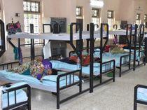 જામનગરમાં લેઉવા પટેલ સમાજ દ્વારા 50 બેડનું કોવિડ કેર સેન્ટર શરૂ કરાયું|જામનગર,Jamnagar - Divya Bhaskar