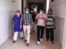 વેરાવળ કોવિડ હોસ્પિટલમાં અપૂરતી સુવિધા હોવાનો ધારાસભ્ય વિમલ ચુડાસમાનો આક્ષેપ, કહ્યુ-'સમયસર સુવિધા પૂરી પાડી હોત તો આજે સ્થિતિ વણસી ના હોત'|વેરાવળ,Veraval - Divya Bhaskar