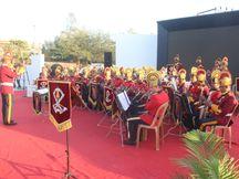 शौर्य स्मारक में गूंजे आर्मी बैंड से देशभक्ति के तराने|भोपाल,Bhopal - Dainik Bhaskar