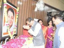 CM शिवराज बाेले- राजमाता ने प्रदेश के विकास के लिए कांग्रेस सरकार गिराई थी, उनके पोते ज्योतिरादित्य ने इतिहास दोहराया|भोपाल,Bhopal - Dainik Bhaskar
