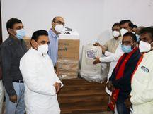 बोले- आंकड़े इकट्ठे करना नहीं, बेहतर इलाज प्राथमिकता; वैक्सीन का पहला डोज ले चुके किसान की मौत खंडवा,Khandwa - Dainik Bhaskar