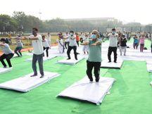 बेहतर स्वास्थ्य के लिए हर व्यक्ति योग को अपने जीवन का अभिन्न अंग बनाए|फरीदाबाद,Faridabad - Money Bhaskar