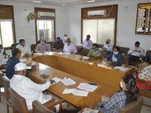 ભાવનગર મહાનગરપાલિકાની સ્ટેન્ડિગ કમિટીની બેઠકમાં 54 ઠરાવોને મંજૂર કરવામાં આવ્યા|ભાવનગર,Bhavnagar - Divya Bhaskar