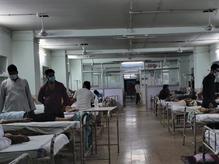 हमीदिया में म्यूकर वार्ड के 60 में से 50 से अधिक बेड फुल, रोजाना हो रहे पांच से छह ऑपरेशन, मरीजों की बढ़ती संख्या से पेंडेंसी बढ़ी|भोपाल,Bhopal - Dainik Bhaskar