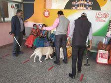 भोपाल में रेलवे स्टेशन से लेकर मार्केट में सख्ती; बाहरी लोगों पर खास नजर, 150 से ज्यादा चेकिंग पाइंट और 4 हजार बल तैनात|भोपाल,Bhopal - Dainik Bhaskar