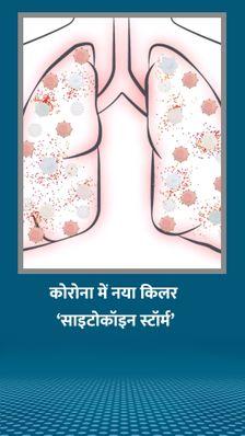युवा मरीजों की मौत की मुख्य वजह स्टॉर्म, सारे अंग काम करना बंद कर देते हैं; इंदौर में 263 लोगों की जान इसी वजह से गई