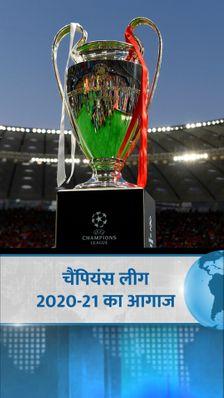 एक लाख करोड़ के मार्केट वैल्यू वाली सबसे बड़ी फुटबॉल लीग आज से, 222 दिन बाद मिलेगा चैम्पियन; 32 टीमों को 8 ग्रुप में बांटा है, 125 मैच होंगे