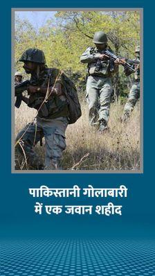 पाकिस्तान की फायरिंग में सेना के हवलदार शहीद, दो दिन पहले जम्मू-कश्मीर के पुंछ में घायल हुए थे