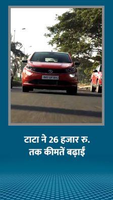 कंपनी ने 26000 रुपए तक कीमतें बढ़ाईं, 21 जनवरी तक बुकिंग वालों को पुरानी कीमत में मिलेगी कार; मारुति-महिंद्रा भी बढ़ा चुके दाम