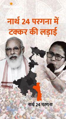 मुस्लिम बहुल इस इलाके में अम्फान, भ्रष्टाचार, बेरोजगारी जैसे मुद्दों के बाद भी दीदी का दबदबा कायम, कई सीटों पर BJP दे रही कड़ी टक्कर