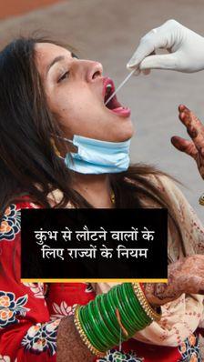 हरिद्वार से आने वालों के लिए दिल्ली समेत 5 राज्यों ने गाइडलाइन्स जारी की; यहां से गुजरात गए 49 लोग कोरोना संक्रमित हुए