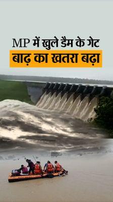 शिवपुरी, भिंड और ग्वालियर में कई गांव पानी में डूबे, दतिया में 2 पुल बहे; कल से सेना संभालेगी मोर्चा