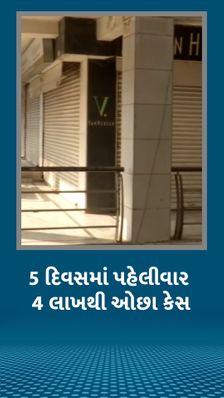 નવા કેસના મામલે કર્ણાટકે મહારાષ્ટ્રને પાછળ છોડ્યું, અહીં છેલ્લા 24 કલાકમાં 39 હજાર કેસ સામે આવ્યા