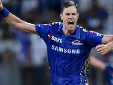 चेन्नई ने ऑस्ट्रेलियाई तेज गेंदबाज बेहरनडोर्फ को साइन किया, 2019 में मुंबई की तरफ से CSK के खिलाफ ही किया था IPL डेब्यू|IPL 2021,IPL 2021 - Dainik Bhaskar