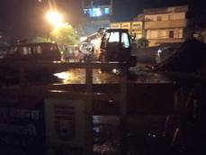 रात में अतिक्रमण से मुक्त कराए नाले, दिन में घरों और दुकानों के सामने तुड़वाए चबूतरे, कॉलोनियों में चली जेसीबी|भिंड,Bhind - Money Bhaskar