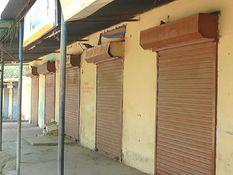 રાજસ્થાનની સરહદ પર આવેલા ધાનેરાના નેનાવા ગામમાં 10 દિવસનું સ્વયંભૂ લોકડાઉન જાહેર કરાયું|પાલનપુર,Palanpur - Divya Bhaskar