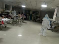 1 हजार से नीचे आई नए संक्रमितों की संख्या, 1561 मरीज ठीक हुए, 8 की मौत भोपाल,Bhopal - Dainik Bhaskar