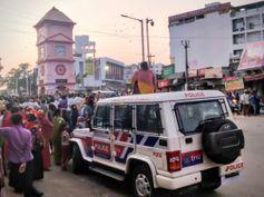 વેરાવળમાં જુગારધામ પર રેડ કરવા ગયેલી પોલીસને જોઈ ભાગવા જતાં એક યુવાનને ઈજા થતા મામલો ગરમાયો, પોલીસ સ્ટેશન બહાર લોકોના ટોળા ઉમટી પડ્યા|વેરાવળ,Veraval - Divya Bhaskar