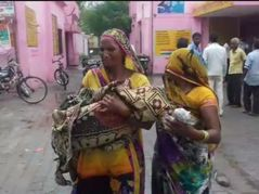 घर के बाहर खेल रहा था 6 साल का मासूम, पैर फिसला और पास में बने गड्ढे में गिर गया, डूबकर मौत|आगरा,Agra - Money Bhaskar
