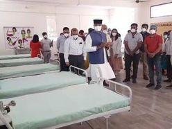 ब्लैक फंगस जैसी बीमारियों को देखते हुए भोपाल में पहला स्टेप डाउन कोविड केयर सेंटर शुरू; अब मध्यप्रदेश भर में सेंटर बनाए जाएंगे भोपाल,Bhopal - Dainik Bhaskar