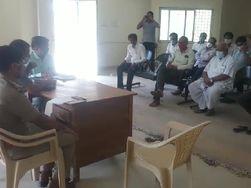 અમીરગઢમાં વેપારીઓ સાથે તંત્રની યોજાયેલ મીટીંગમાં રવિવારે સ્વયંભૂ રાખવાનો નિર્ણય લેવાયો|પાલનપુર,Palanpur - Divya Bhaskar
