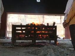 ભાવનગર જિલ્લાના ચોગઠ ગામમાં કોરોનાનો હાહાકાર, 20 દિવસમાં 90 લોકોના મોતથી લોકોમાં ફફડાટ|ભાવનગર,Bhavnagar - Divya Bhaskar