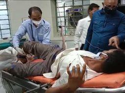 दो गुटों में झगड़ा, एक गुट ने की फायरिंग, एक की मौत, चार घायल, एक आरोपी को पुलिस ने किया गिरफ्तार|बाड़मेर,Barmer - Dainik Bhaskar