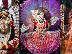 श्री कृष्ण स्वरूप महाकाली को लौरी, मखमली बिस्तर लगाकर कराया जाता है अर्द्ध रात्रि शयन, अमृत सुख बरसाती है रंगेश्वर वाली काली|मथुरा,Mathura - Money Bhaskar