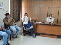 પાટડી પ્રશાસન તરફથી કરવામા આવેલી સ્વૈચ્છિક લોકડાઉનની અપીલને વેપારીઓએ ફગાવી|સુરેન્દ્રનગર,Surendranagar - Divya Bhaskar