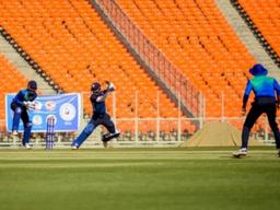 बड़ौदा और राजस्थान सेमीफाइनल में; विष्णु सोलंकी ने आखिरी 3 बॉल पर 16 रन बनाकर बड़ौदा को जिताया|क्रिकेट,Cricket - Dainik Bhaskar