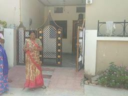 पुष्पा नगर में सूने मकान का ताला टूटा, दूसरी चोरी में भी तोड़ा गया ताला साथ ले गए चोर|बांसवाड़ा,Banswara - Dainik Bhaskar