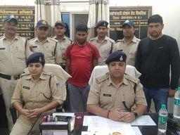 पिपरिया पुलिस ने 4 दिन में पकड़ा चोर, भेजा जेल, CCTV फुटेज बना मददगार होशंगाबाद,Hoshangabad - Money Bhaskar