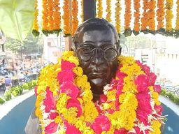 ખેડા જિલ્લામાં ભારત રત્ન ડો. ભીમરાવ આંબેડકરની જન્મજયંતીની ઉજવણી કરવામા આવી|નડિયાદ,Nadiad - Divya Bhaskar