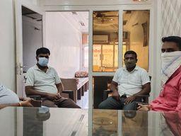 હળવદ રબારી (પરગણા) સમાજ દ્વારા કોરોના સંદર્ભે ગાઈડલાઈન જાહેર કરવામા આવી|હળવદ,Halvad - Divya Bhaskar