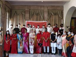 ભાવનગર હેરિટેજ પ્રીઝર્વેશન સોસાયટી દ્વારા સૌ પ્રથમવાર વિશ્વ હેરિટેજ દિવસની ઓનલાઈન ઉજવણી કરાઈ|ભાવનગર,Bhavnagar - Divya Bhaskar