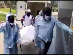 વાપી જીઆઇડિસીના મુક્તિધામમાં 15 દિવસમાં 90 કોવિડ મૃતદેહો સહિત કુલ 128 મૃતદેહોને અગ્નિદાહ અપાયો|વલસાડ,Valsad - Divya Bhaskar